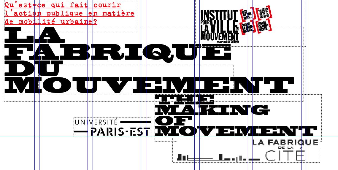 2011-09-23 16 : susanna shannon et catherine houbart : designdept. : logo la fabrique du mouvement pour l'institut pour la ville en mouvement