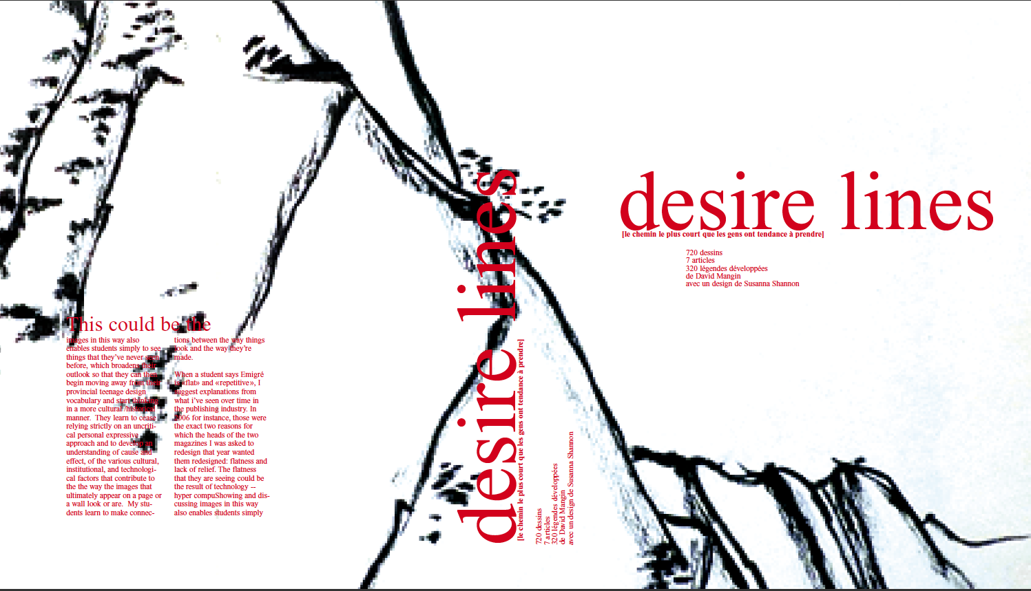 2011-09-30 21 desire lines : susanna shannon : design du livre des croquis de david mangin