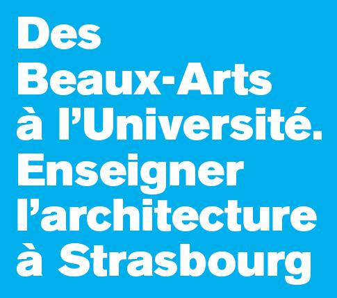 shannon : houbart : école d'architecture de strasbourg catalogue de l'exposition enseigner l'architecture à strasbourg 2013 b